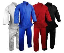 12 oz Heavyweight Cotton Karate Uniform Martial Arts Gi