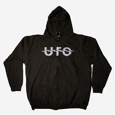UFO - Vintage Logo - Hooded Zipper