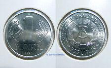 DDR 1 Mark MATT 1972-1989 *** Jahr und Erhaltung zur Auswahl