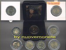 SPAGNA ESPAÑA  2 EURO COMM. DAL 2005 FDC DA ROT. SCEGLI QUELLO CHE TI SERVE