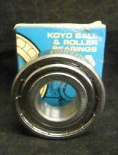 KOYO BALL & ROLLER BEARINGS, MODEL NO. 79147-2P, 30 X 55 X 12 MM