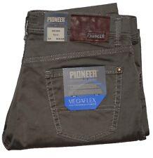 Pioneer Herren Jeans Stretch Rando Megaflex Jeans  1680 717 Braun