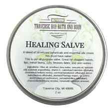 Healing salve, Herbal healing salve.