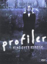 Profiler - Season 1/ ONE/FIRST (DVD, 2003, 6-Disc Set)