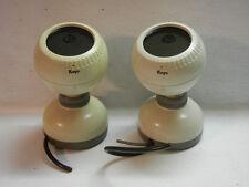 LOT OF 2 KOYO TVC-245A-9 MOS Swivel Surveillance Cameras 12V  90mA