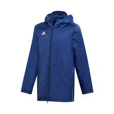 Adidas Core 18 Stadium Jacket Kids Blue