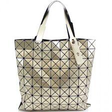 Stunning Glossy Geo Design Ladies XJ03 Prism Handbag Women Shoulder Tote Shopper