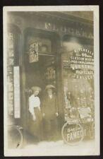 Scotland Lanarks GLASGOW Tobacconist Shop Front RP PPC