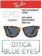 Lenti di Ricambio RAYBAN WAYFARER RB2140 filtri Replacement Lenses R5 GREY