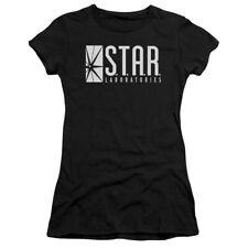 The Flash Star Labs Laboratories DC Comics Junior T Shirt