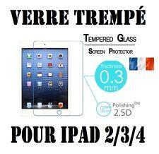 vetro di protezione Pellicola per schermo in temperato 9:00 Apple iPad 2/3/4