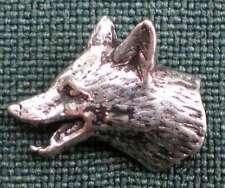FUCHSKOPF ANSTECKNADEL PIN A11 FOX HEAD