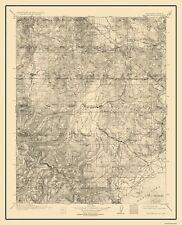 Topographical Map - Bridgeport California, Nevada Quad - USGS 1911 - 23 x 28.5