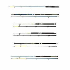 Zebco Meeresruten Pilkruten Bootsruten Deep Sea Solid Steckruten 1,0m - 2,70m