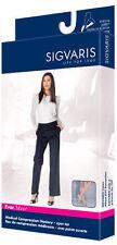 Sigvaris 780 EverSheer 30-40 Womens  Knee High OPEN Toe
