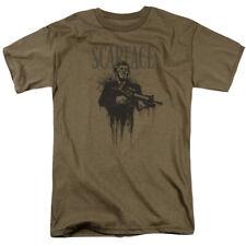 Scarface Grimace Mens Short Sleeve Shirt