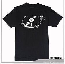 TURNTABLE ART DJ CLASSIC HIP HOP TECHNICS  1200 MPC HIP HOP MIXER VINYL RECORD
