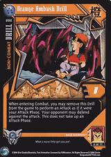 Orange Ambush Drill CCG TCG Card DBGT Dragon Ball GT 5 Stars