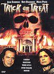 TRICK OR TREAT rare Heavy Metal Horror dvd OZZY OSBOURNE Gene Simmons 1980s Mint