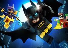 HY2076 Art Poster Lego Ninjago Shadow 2015 DC Cartoon Comic SerieS Print