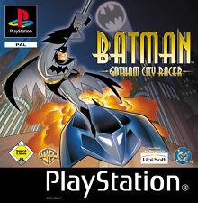 1 von 1 - Batman: Gotham Street Racer (ohne Anleitung - gebraucht) (Sony PlayStation 1)