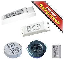 Halogen-Trafo 50W-60W-105W-150W-200W-300W VA 12V Transformator Flach Rund