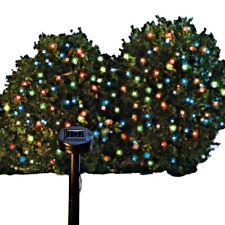 Festive Outdoor String Lights, Solar Powered, 60 Lights