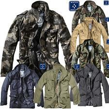 Brandit M65 Standard 2in1 Herren Winter jacke winter Parka abnehmbar army jacke