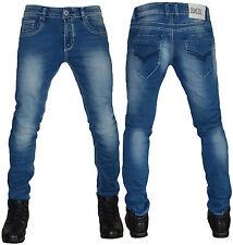 jeans uomo DAL denim slim vita bassa art jd160  taglie 42 44 46 48 50 52 54