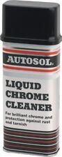 Autosol 0401 Líquido Limpiador del cromo 250 Ml Lata X 1