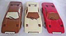 Hand-made Belgian Chocolate Ferrari Sports Car.3 Varieties
