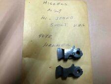 Hi Standard & Jc Higgins Hammers, M-29 & Sport King