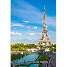 Stickers muraux déco : Paris tour eiffel 1347