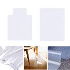 PVC Floor Mat Protector Carpet for Hard Wood Home Office Desk Chair Studded Back