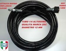 TUBO IDROPULITRICE LAVOR TERMOPLASTICO MADE IN ITALY 200 BAR 1/4
