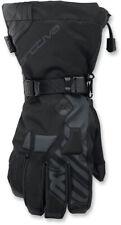 Arctiva Adult Meridian Waterproof Snowmobile Gloves Black S-3XL