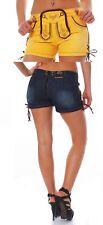 Stockerpoint Trachten jeans Roxy blau+ gelb+ grün  Gr 32-42 NEU wie Lederhose