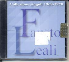 FAUSTO LEALI COLLEZIONE SINGOLI 1968 - 1970