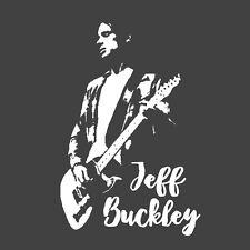 Jeff Buckley T Shirt Hallelujah singer, songwriter, poet, Grace Lilac wine