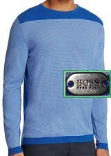 NWT Hugo Boss Green Label By Hugo Boss Slim Fit Sweater Lightweight Pullover
