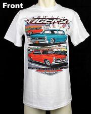 ORIGINALE Pontiac Legendary 6,5 L v8 GTO Drag Racing Muscle US Car T-Shirt Nuovo