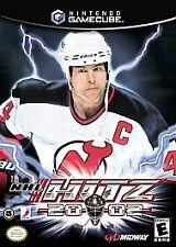 NHL Hitz 20-02 (Nintendo GameCube, 2001)DISC ONLY