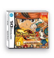 INAZUMA ELEVEN 2 TEMPESTA DI FUOCO GIOCO NUOVO DSL-DSI-DSIXL-3DS PAL NDS021012