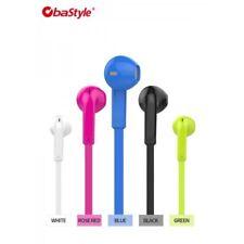 Cuffie Auricolari Per SAMSUNG HUAWEI iPhone ASUS LG Vivavoce IN EAR Cuffiette