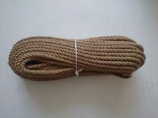 0,32 -1 € /m Juteseil 10 mm Jute Seil Jute Rope 1 -50 m Natur Tau