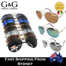 Quality G&G Men Women Aviator Sunglasses Mirror Lens Available