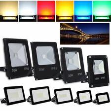 10W 20W 30W 50W LED RGB Projecteur Projecteur Spot Extérieur Projecteur IP65 SMD