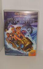 DVD ENFANT WALT DISNEY LES ENIGMES DE L'ATLANTIDE