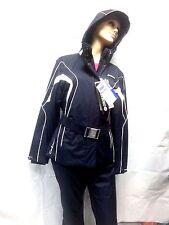 completo sci donna colmar tuta neve giacca + pantalone 2065s  jewel blu/bianco