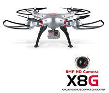 DRONE - QUADRICOTTERO SYMA X8G++ HEADLESS FULL HD VIDEO CAMERA  FOTO